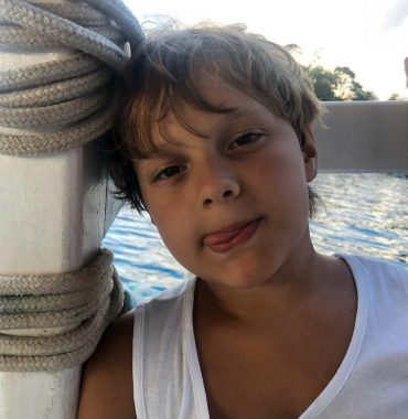 Neymar kids photo