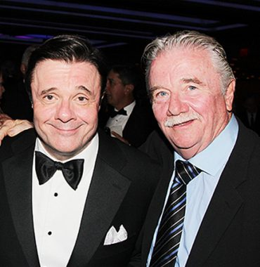 Nathan Lane siblings photo