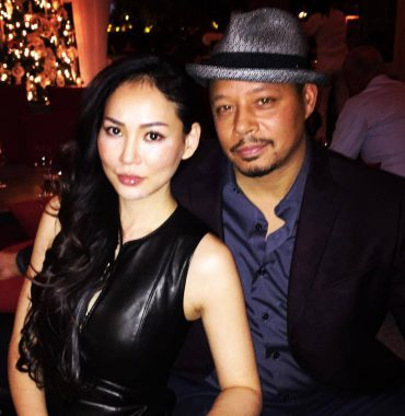 Terrence Howard wife photo