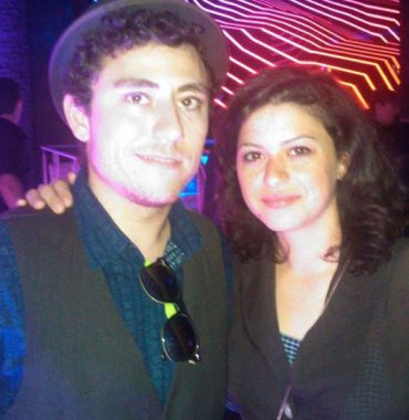 Alia Shawkat siblings photo