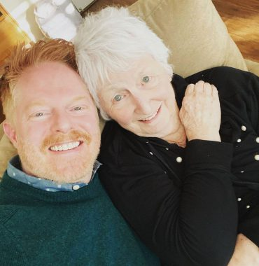 Jesse Tyler Ferguson parents photo