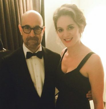 Stanley Tucci wife photo