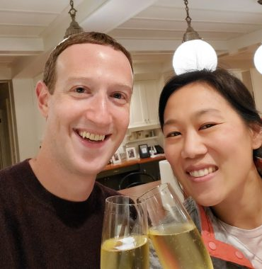 Mark Zuckerberg wife photo