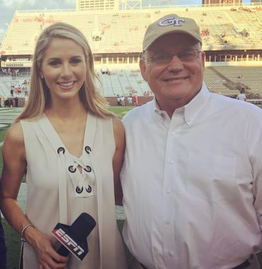 Laura Rutledge parents photo