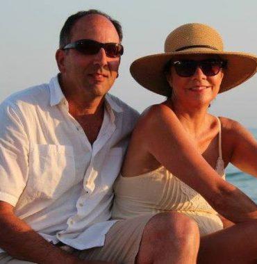 Lauren Cohan parents photo
