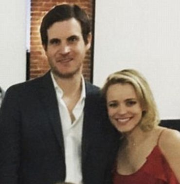 Rachel McAdams husband photo