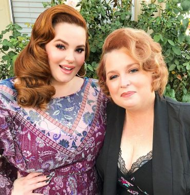 Tess Holliday parents photo