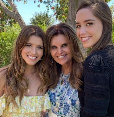 Katherine Schwarzenegger parents photo