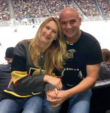 Andre Agassi wife photo