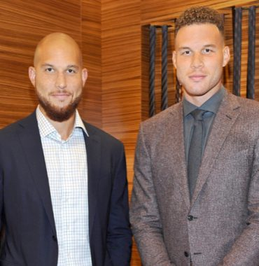 Blake Griffin siblings photo