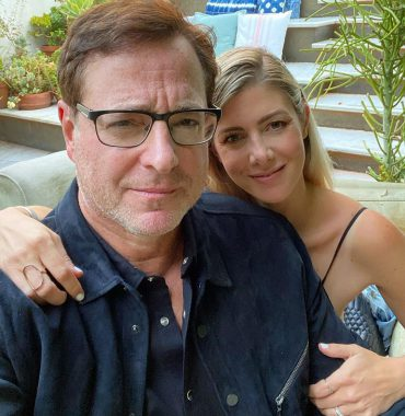 Bob Saget wife photo
