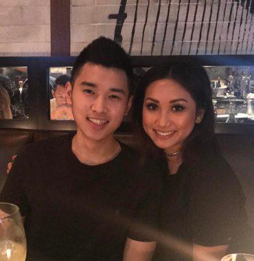 Brenda Song siblings photo