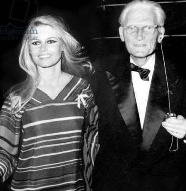 Brigitte Bardot parents photo