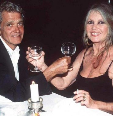 Brigitte Bardot husband photo