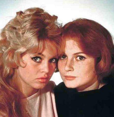 Brigitte Bardot siblings photo