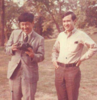 Fred Armisen parents photo