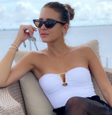 Karim Benzema wife photo