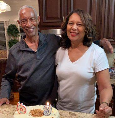 Keri Hilson parents photo