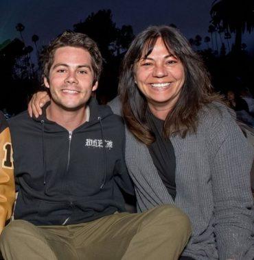 Dylan O'Brien parents photo