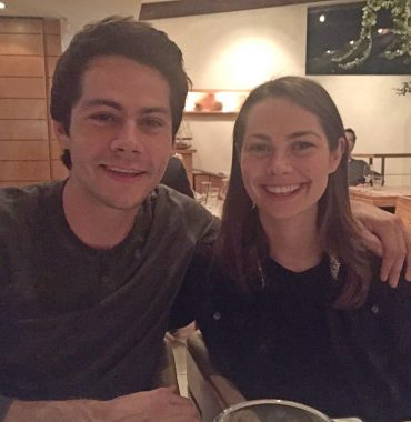 Dylan O'Brien siblings photo