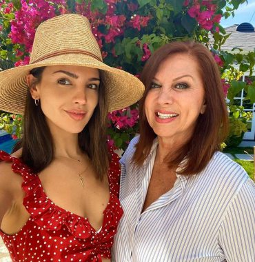 Eiza Gonzalez parents photo