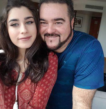 Lauren Jauregui parents photo