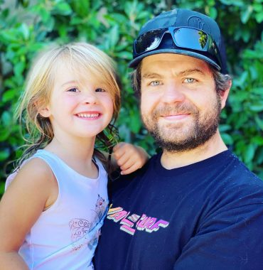 Jack Osbourne kids photo