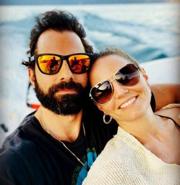 Jennifer Morrison husband photo