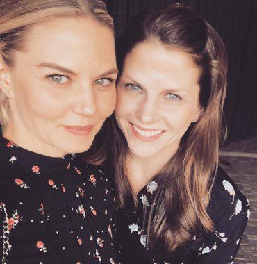 Jennifer Morrison siblings photo