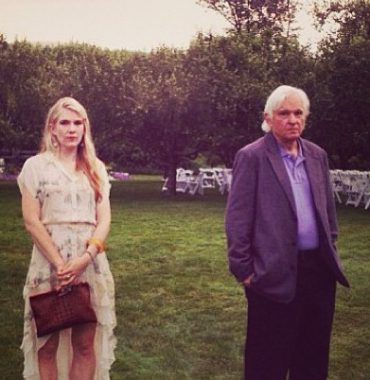 Lily Rabe parents photo